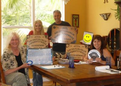 Oshara Waago, Karen, Rodney V, Unknown Mystic & Victoria Gross - San Clemente, CA - 6/16/15