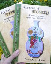 Spirit of Alchemy Book