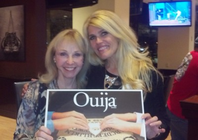 Rosemary Ellen Guiley / Queen of Paranormal with Karen