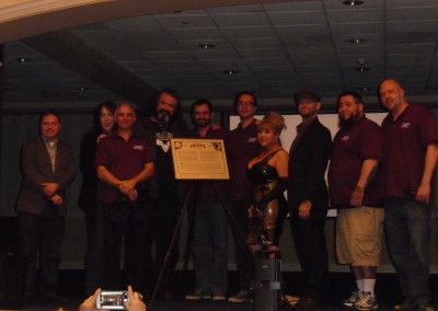 TBHS unveils the Ouija Plaque