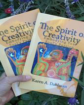 Spirit of Creativity Book