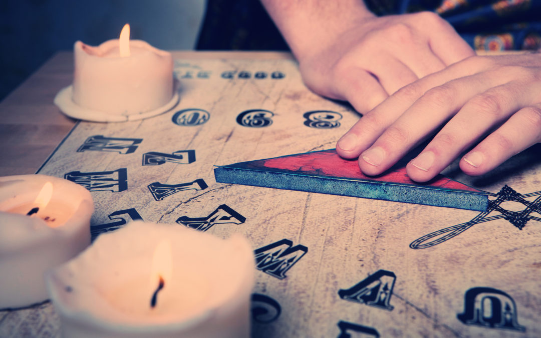 OUIJA: Neutralize the Charge