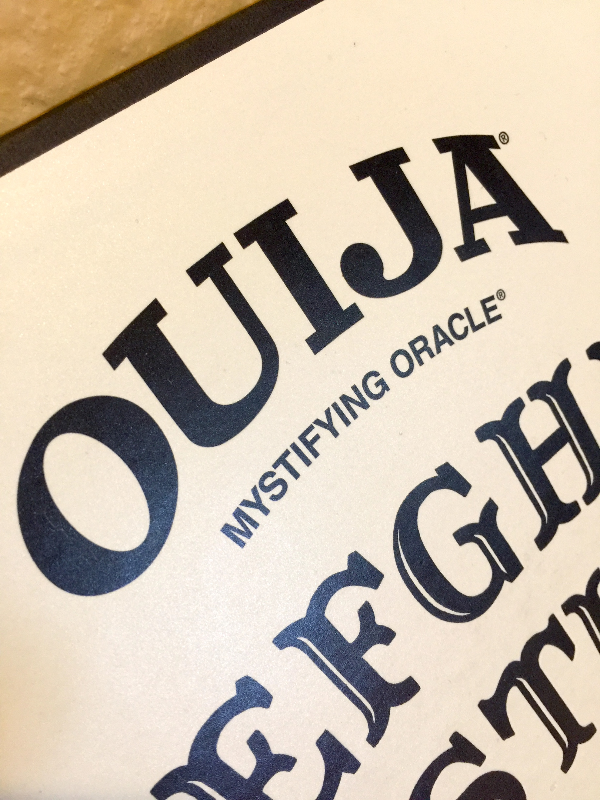 Solo Ouija: Is it Safe?