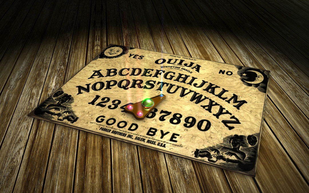 OUIJA: Is it a Toy, a Tool or a Crutch?