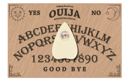 Ouija: Communication Stops