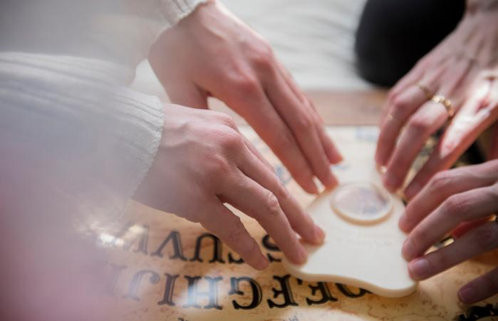 Written Article & Collaboration: Ouija Board Spirit Names