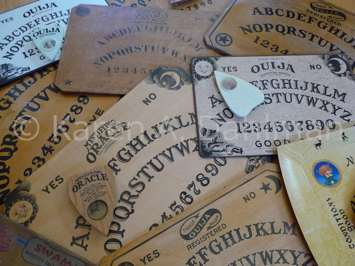 Is it Safe to Use a Ouija Board with Children in the House?
